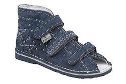Kapcie profilaktyczne buty DANIELKI T105 T115 Jeans