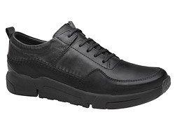 Półbuty Sneakersy BADURA 3374 Czarne Galeras