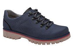 Półbuty buty trekkingowe KORNECKI 5330 Granatowe
