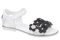 Sandałki dla dziewczynki BARTEK 16168-Z14 Białe
