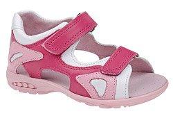 Sandałki dla dziewczynki KORNECKI 3441 Różowe