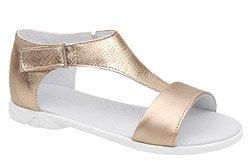 Sandałki dla dziewczynki KORNECKI 4750 Złote L20
