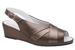 Sandały COMFORTABEL 710136-23 Bronze