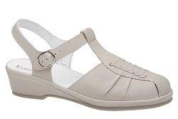 Sandały COMFORTABEL 710704-8 Beżowe