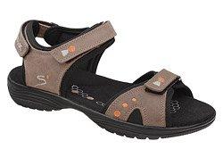 Sandały NIK 07-0126-003 Beżowe BioForm