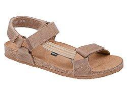 Sandały OTMĘT 415CP Beżowe SCH66 NaturForm Fussbett