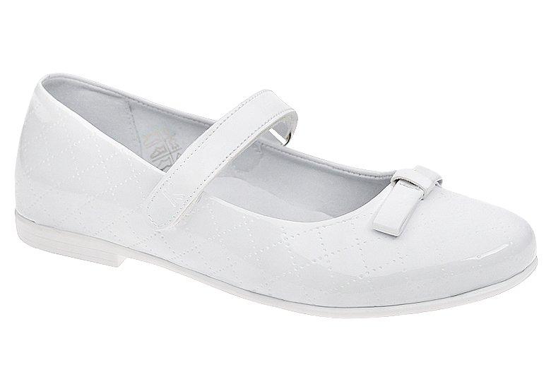 biale buty lakierki damskie
