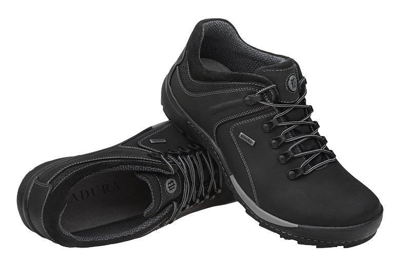 Półbuty trekkingowe BADURA 2343 054 Czarne Sklep