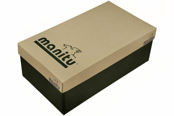 Klapki MANITU 900439-7 Zielone