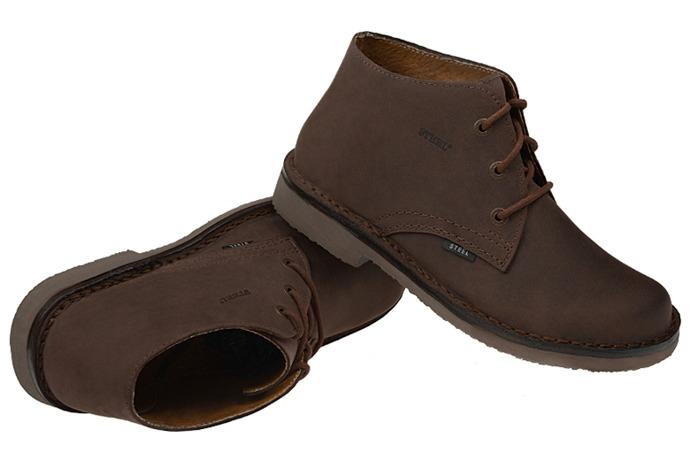 Kultowe trzewiki buty STEEL 280-BrCr