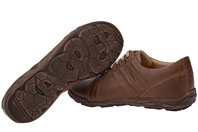 Półbuty buty KACPER 1-4237-330 Brązowe