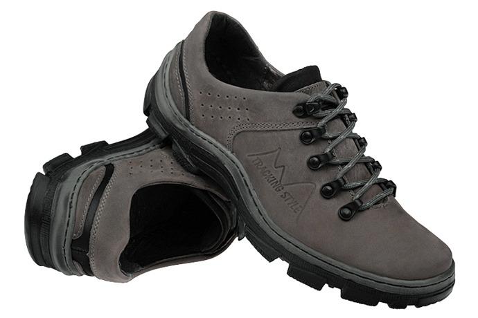Półbuty buty trekkingowe KORNECKI 1392 Bley