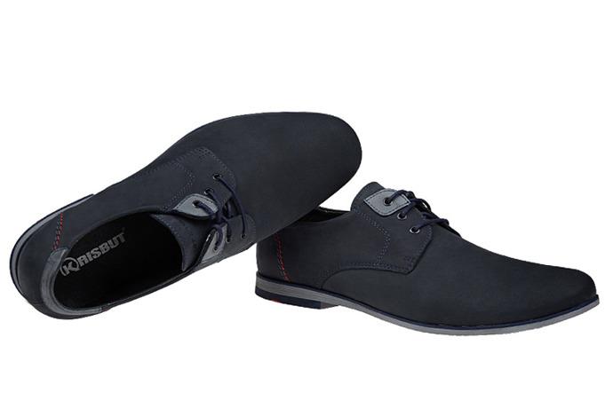 Półbuty sznurowane buty KRISBUT 4615A-2-1