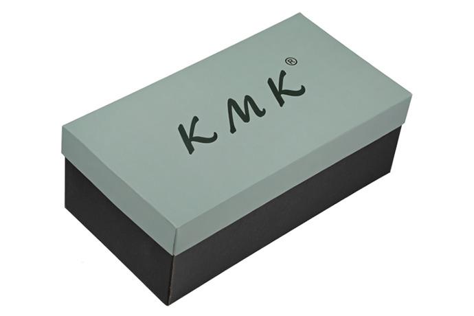 Półbuty komunijne wizytowe Lakierki KMK 99 Czarne