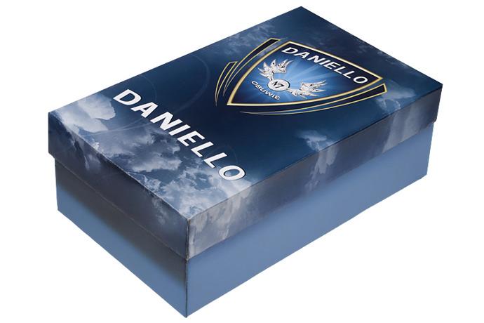 Półbuty wizytowe DANIELLO D-100-4