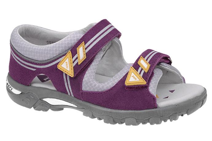 Sandałki na rzepy BARTEK 66128