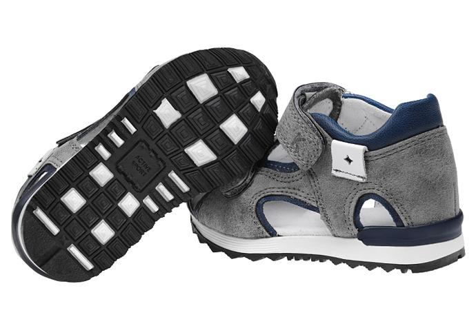 Sandałki na rzepy KORNECKI 4743