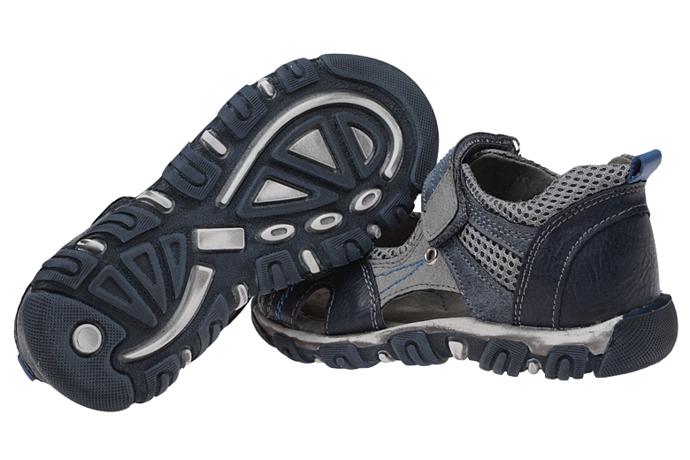 Sandałki na rzepy KORNECKI 4762