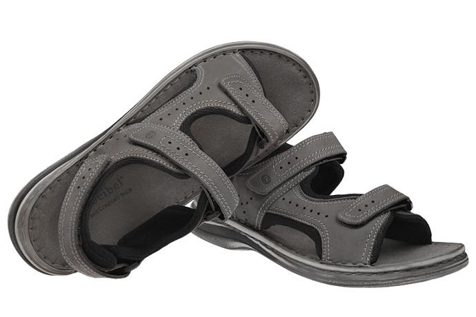 Sandały JOSEF SEIBEL 10112 Max 03 Popielate