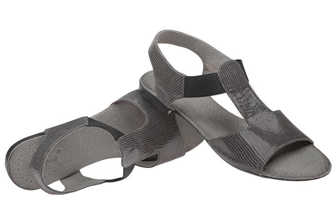Sandały damskie VERONII 3994 Popielate