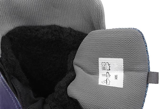 Śniegowce Trzewiki ocieplane BARTEK 97137