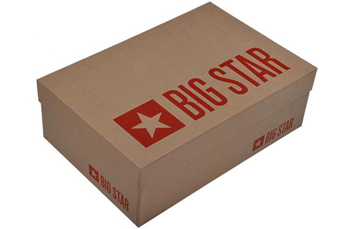 Szpilki Czółenka BIG STAR U274215 Lakierki