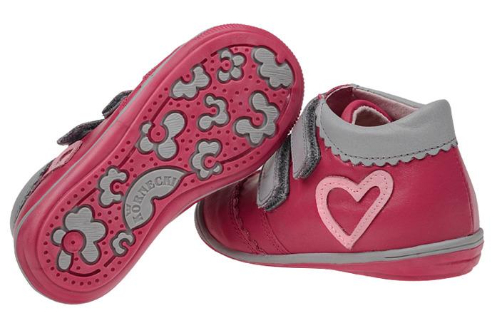 Trzewiki nieocieplane buty KORNECKI 3604 skórzane