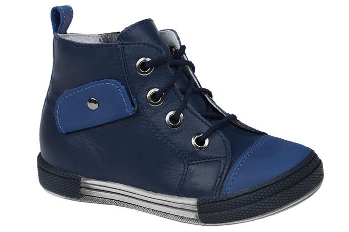 Trzewiki nieocieplane buty KORNECKI 3885 skórzane