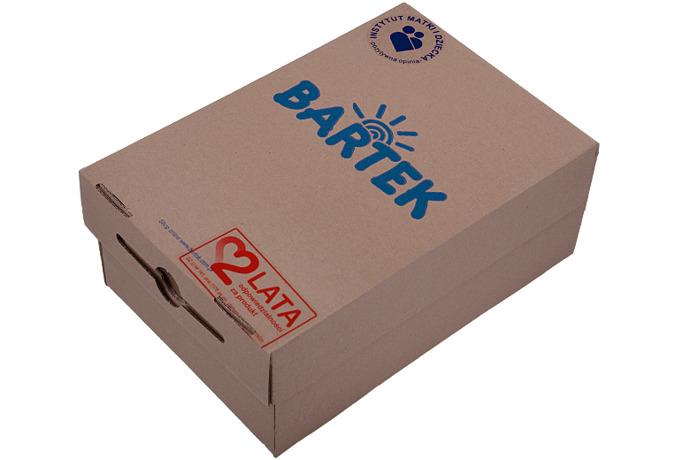 Trzewiki ocieplane Śniegowce BARTEK 44231-P98 BRTK-Tex