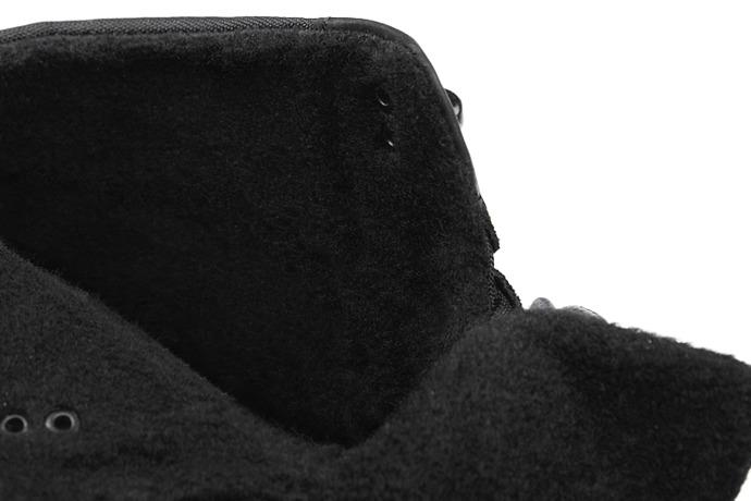 Trzewiki trekkingowe KORNECKI 5273 Czarne ocieplane