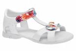 Sandałki dla dziewczynki buty KORNECKI 4752 Białe